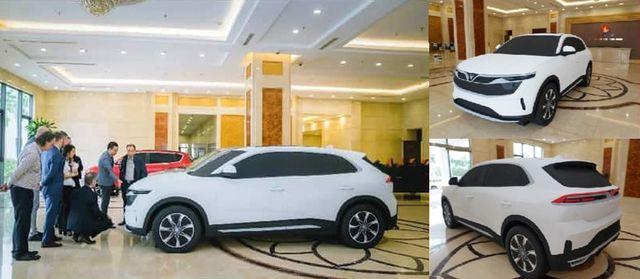 Để lộ hình ảnh hai mẫu ô tô mới, VinFast chuẩn bị tham gia phân khúc crossover? - 2