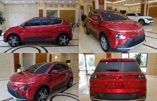 Để lộ hình ảnh hai mẫu ô tô mới, VinFast chuẩn bị tham gia phân khúc crossover? - 3