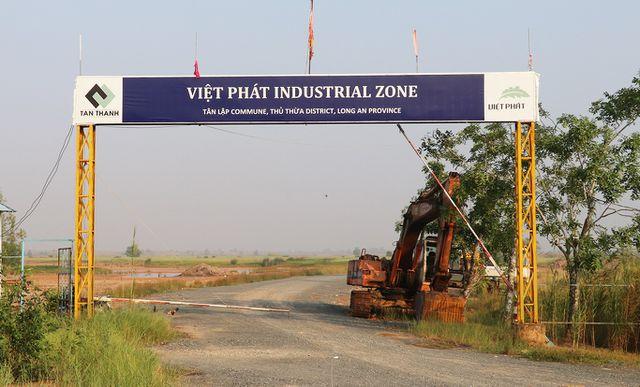 Dự án khu công nghiệp 15 năm chưa đưa vào hoạt động - 1
