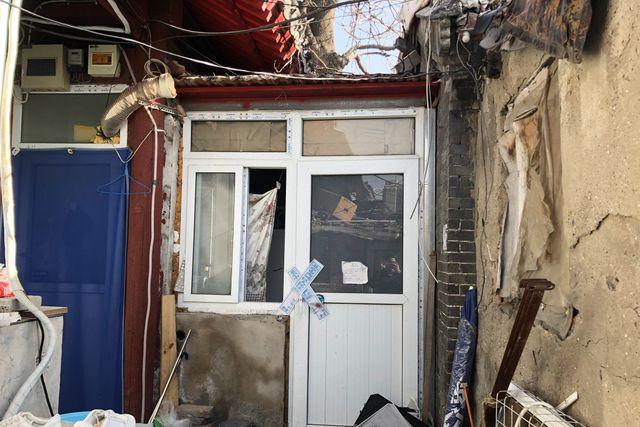 4,2 tỷ đồng cho một căn nhà tồi tàn chỉ 5 mét vuông tại Bắc Kinh - 1