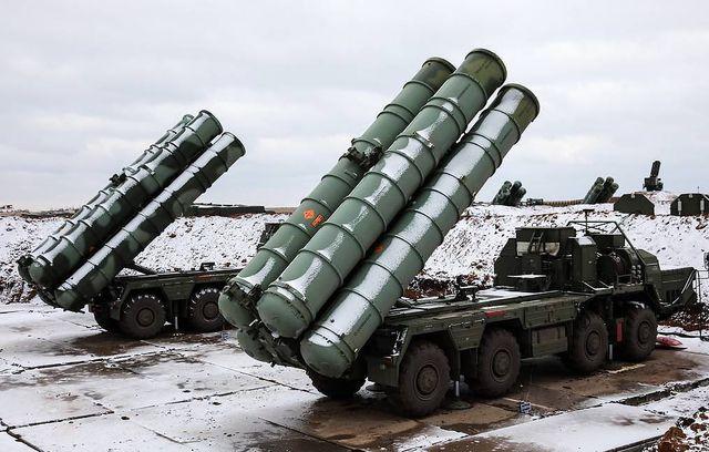 Nga - Ả rập Xê út bàn bạc hợp đồng rồng lửa S-400 - 1