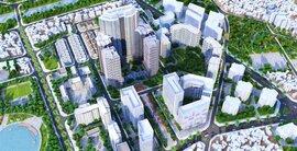 Khu đô thị 7.000 tỷ đồng ì ạch gần thập kỷ trên đất vàng Thủ đô: Vướng vì đâu?