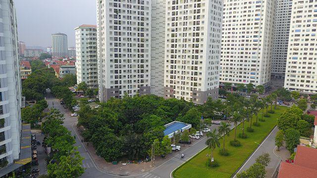 Công bố loạt dự án nhà ở tại Hà Nội người nước ngoài được phép mua - 1