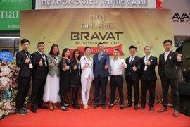 Bravat Miền Bắc khai trương showroom thiết bị vệ sinh cao cấp tại Hà Nội