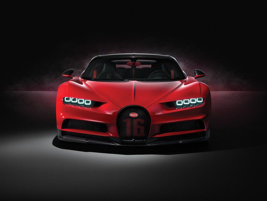 Bugatti sốt sắng đòi làm xe chạy điện