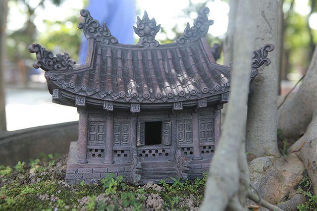 """Chiêm ngưỡng """"chùa Đồng"""" dưới bóng cây sanh tiền tỷ - 5"""