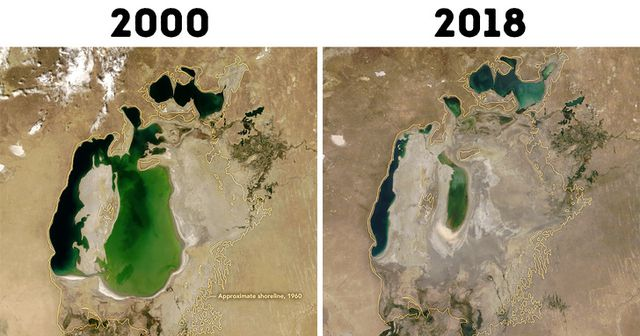 Thế giới thay đổi chóng mặt như thế nào sau 20 năm? - 15