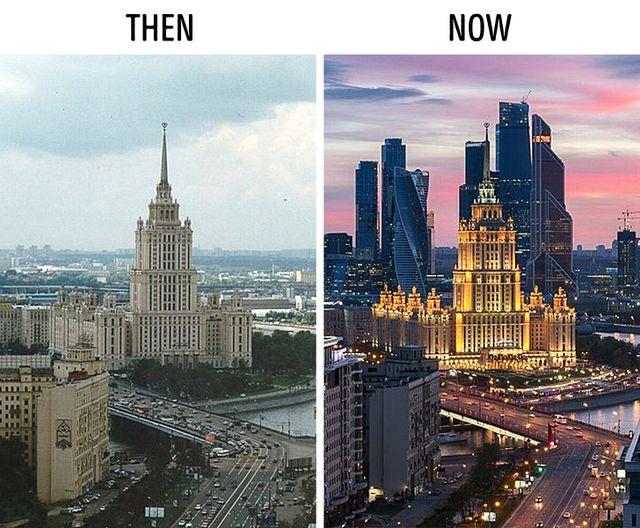 Thế giới thay đổi chóng mặt như thế nào sau 20 năm? - 3