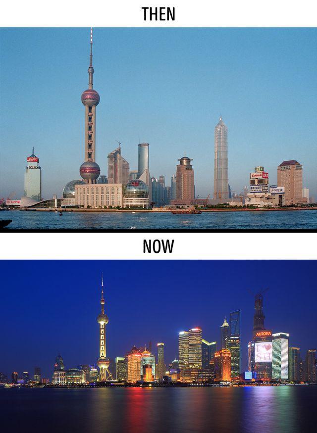 Thế giới thay đổi chóng mặt như thế nào sau 20 năm? - 4