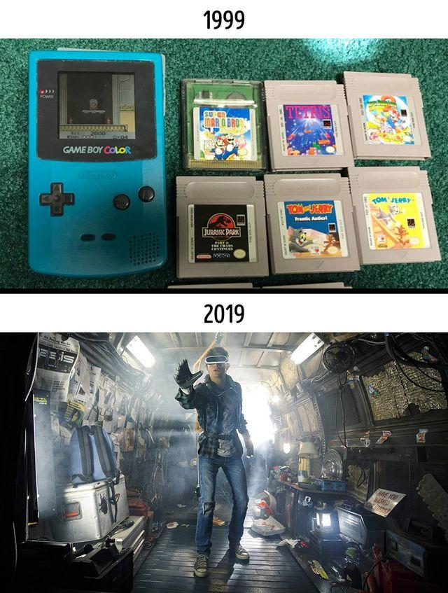 Thế giới thay đổi chóng mặt như thế nào sau 20 năm? - 9