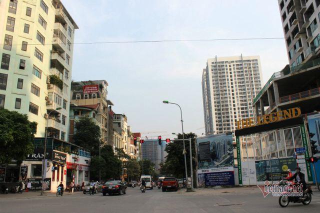 Chủ tịch Hà Nội: Chỉ cho xây chung cư, cao tầng khi phù hợp quy hoạch - 1