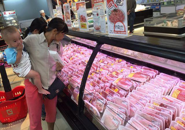 Giá thịt heo cao kỷ lục: Quán cơm, quán bún cũng đua nhau tăng giá - 4