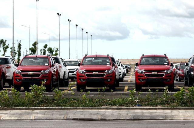 Phần lớn ô tô nhập khẩu vào Việt Nam là xe con