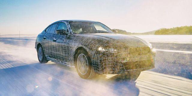 Xe chạy điện BMW i4 sẽ ra mắt vào năm 2021, công suất 523 mã lực - 2