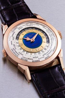 """""""Ngỡ ngàng"""" với chiếc đồng hồ đeo tay hơn 178 tỷ đồng vừa bán tại Hongkong"""