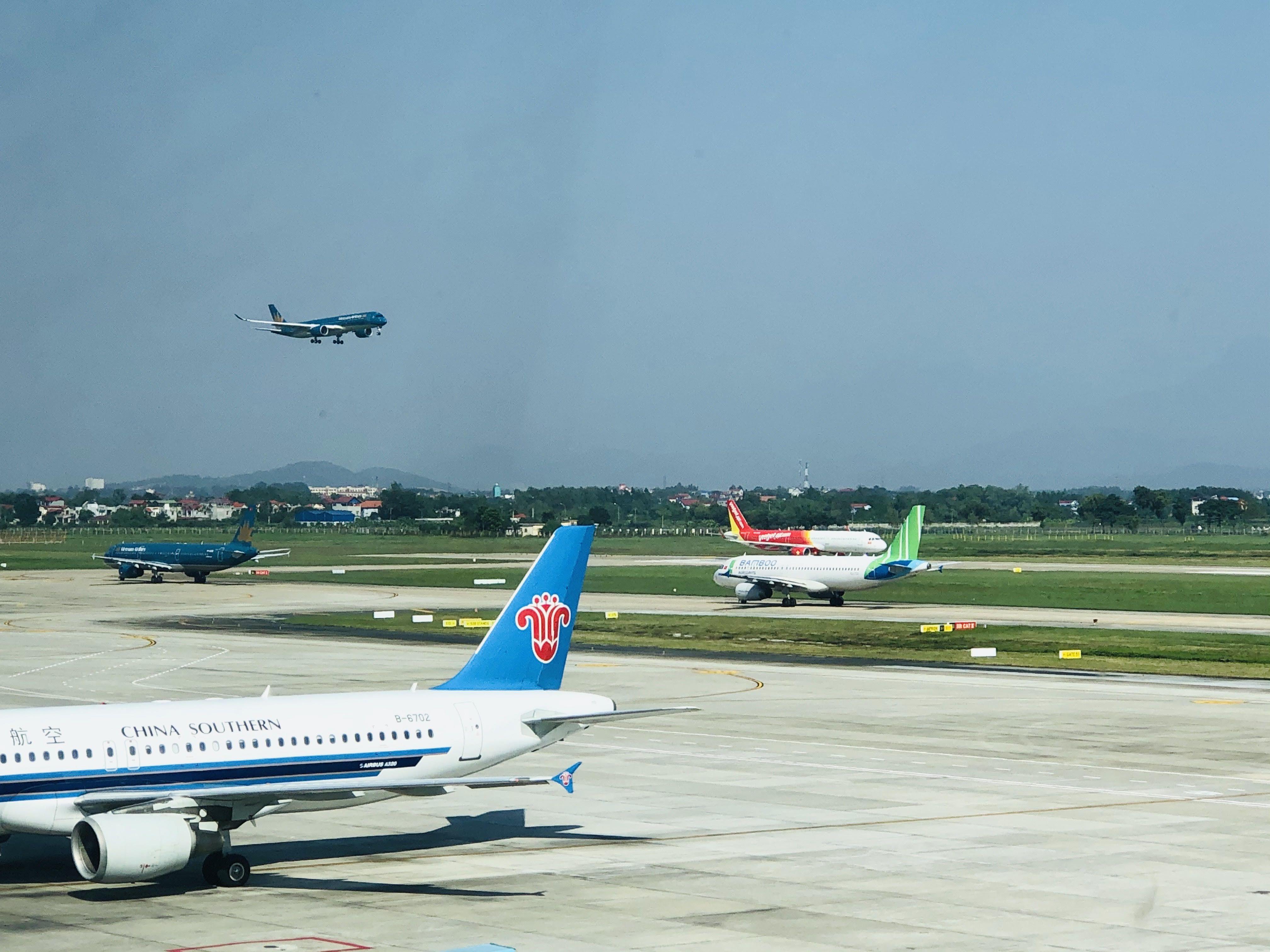 """Nội Bài sẽ trở thành """"siêu sân bay"""", công suất đạt kỷ lục 100 triệu khách/năm"""