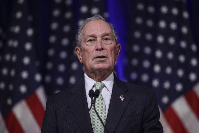 Tỷ phú Bloomberg: Ông Trump tái đắc cử sẽ là mối đe dọa lớn - 1