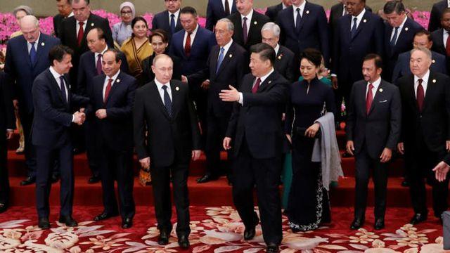 """""""Vũ khí"""" mới giúp Mỹ cạnh tranh Vành đai và Con đường của Trung Quốc - 2"""