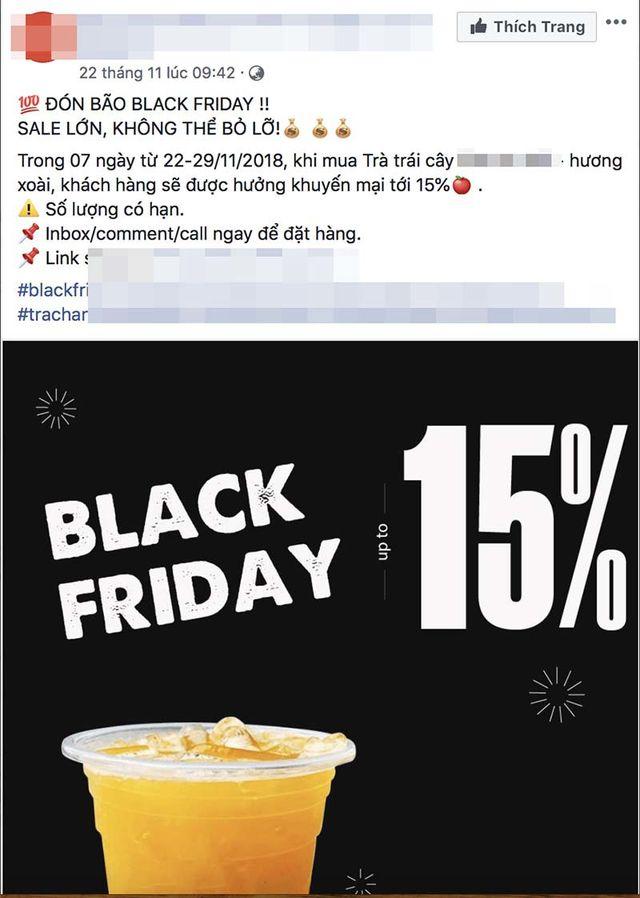 Chỉ có ở Việt Nam, hàng bánh vỉa hè tưng bừng Black Friday - 5