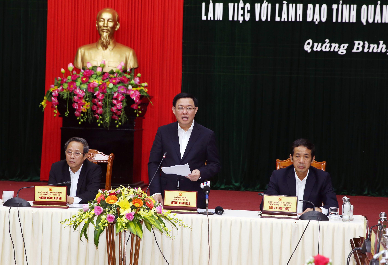 Phó Thủ tướng: Quảng Bình cần học Đà Nẵng về phát triển kinh tế du lịch!