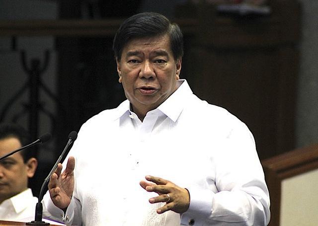 Thượng nghị sĩ Philippines bị