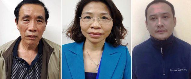 Bắt nguyên Phó giám đốc Sở Kế hoạch và đầu tư Hà Nội liên quan vụ Nhật Cường