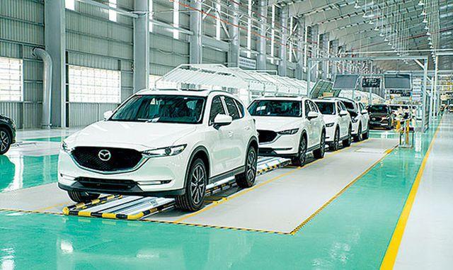 """Chuyên gia lo công nghiệp ô tô sụp đổ, doanh nghiệp kêu khó nhưng """"không bi quan"""" - 1"""