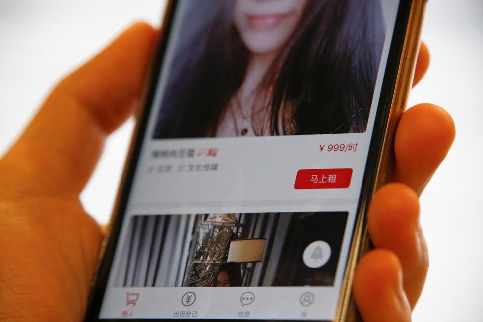 Thuê người yêu - ngành công nghiệp dịch vụ nóng bỏng tại Trung Quốc