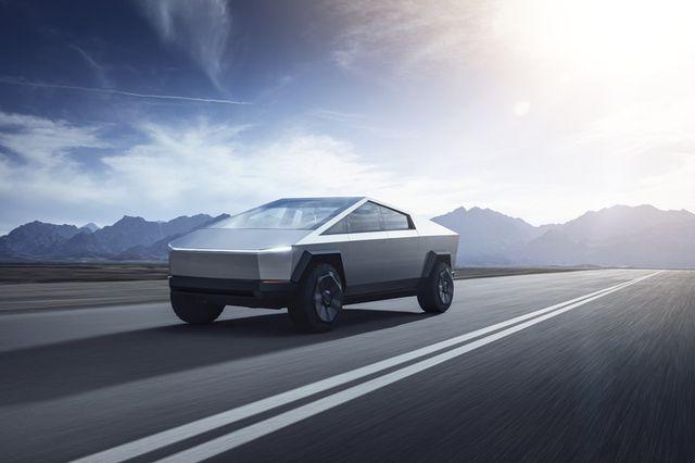 Xe bán tải của Tesla vẫn hút khách bất chấp màn ra mắt trình diễn toang cửa kính - 2