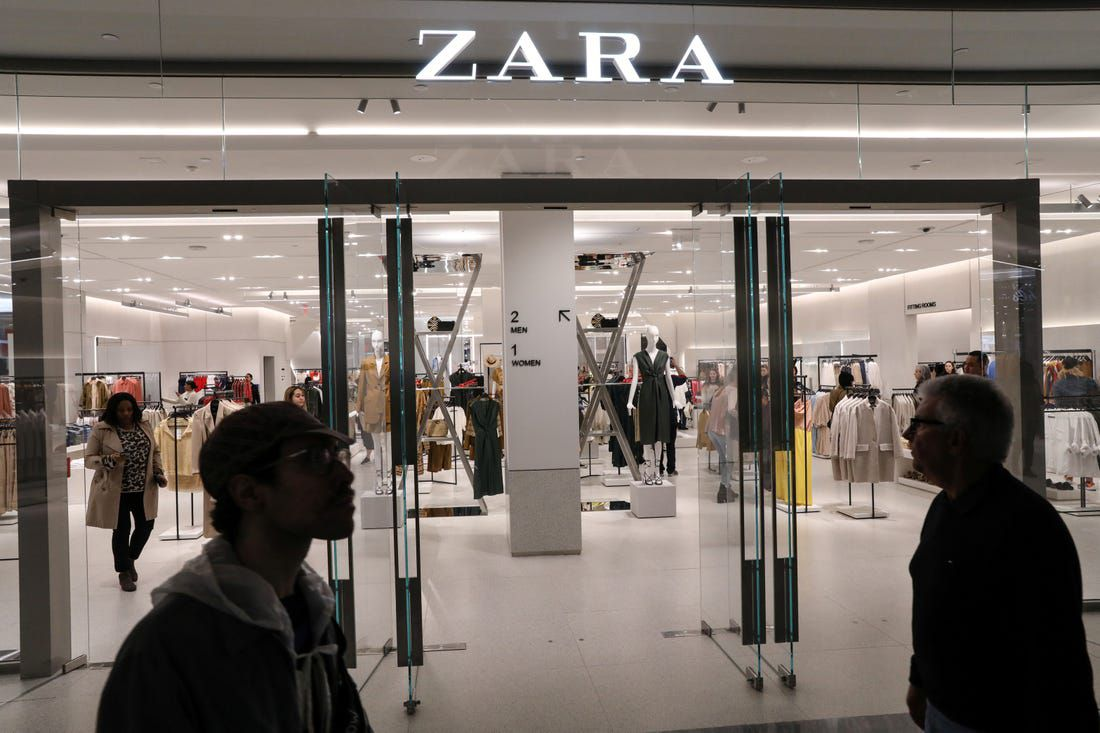 Bí mật đầu tư của ông chủ Zara - Tránh xa bất động sản nhà ở