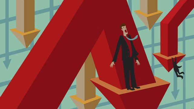 """Tháo chạy khỏi cổ phiếu, gần 40.000 tỷ đồng bị """"thổi bay"""" trong ít giờ - 1"""