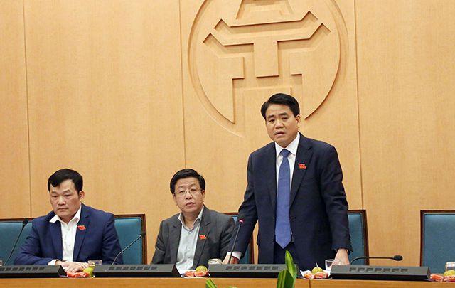 Chủ tịch Hà Nội: Chọn Nhật Cường xây dựng phần mềm dịch vụ công vì... không ai làm!