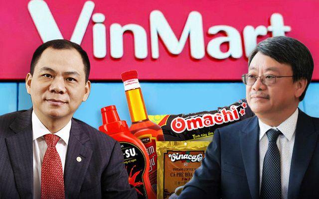 Đằng sau cái bắt tay, tỷ phú Việt toan tính gì trong thương vụ khủng Vingroup, Masan? - 1