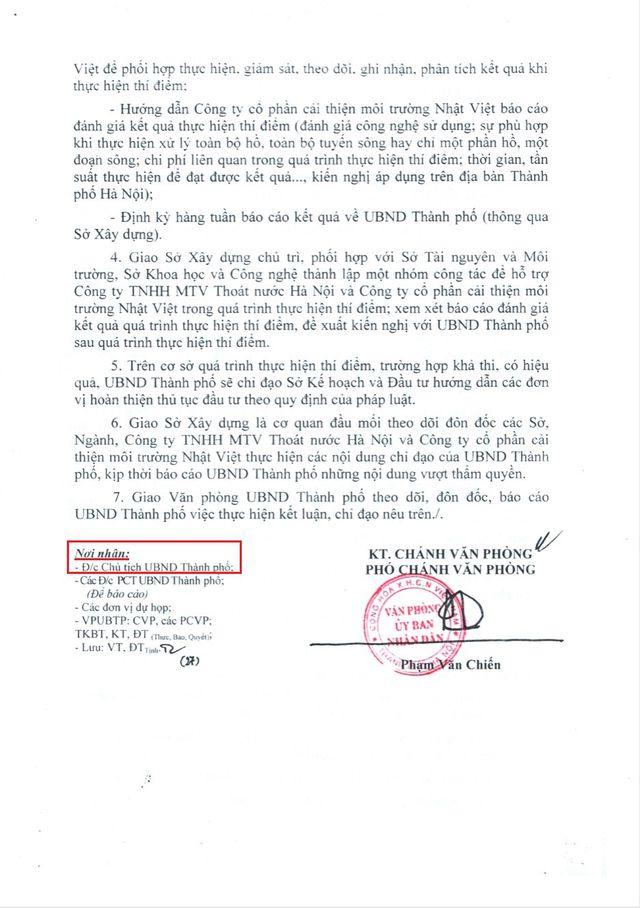 Tổ chức Nhật Bản: Phát biểu của ông Nguyễn Đức Chung chưa chính xác! - 2