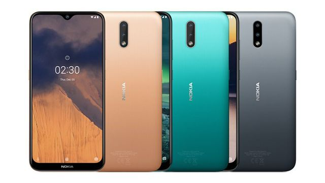Nokia ra mắt smartphone 2 triệu có camera kép, mở khoá bằng khuôn mặt - 2