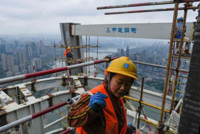"""Sụp đổ thị trường bất động sản - """"cơn ác mộng"""" tồi tệ nhất ở Bắc Kinh - 2"""