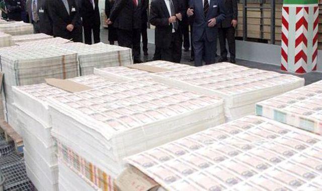 Công ty in tiền lớn nhất thế giới trên bờ vực phá sản - 1