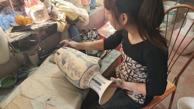 Những nghề không tên cho thu nhập ngàn đô tại làng giàu nhất nhì đất Hà thành - 6