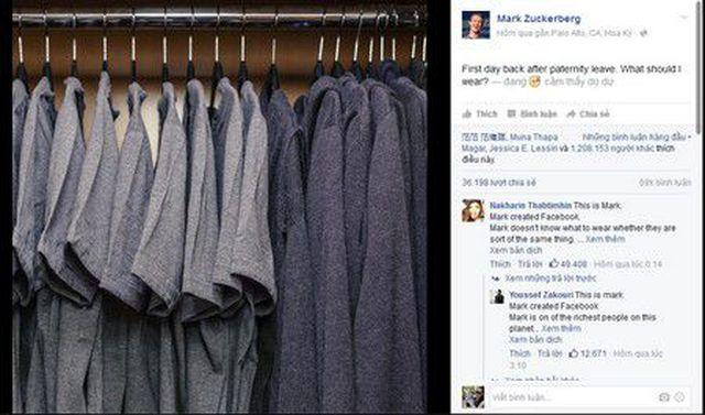 CEO Mark Zuckerberg lọt danh sách những người mặc xấu nhất năm 2019 - 2