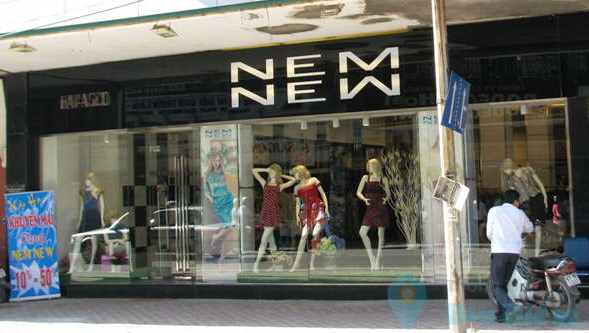 Khoản nợ hơn 118 tỷ đồng của thời trang NEM sẽ được bán đấu giá