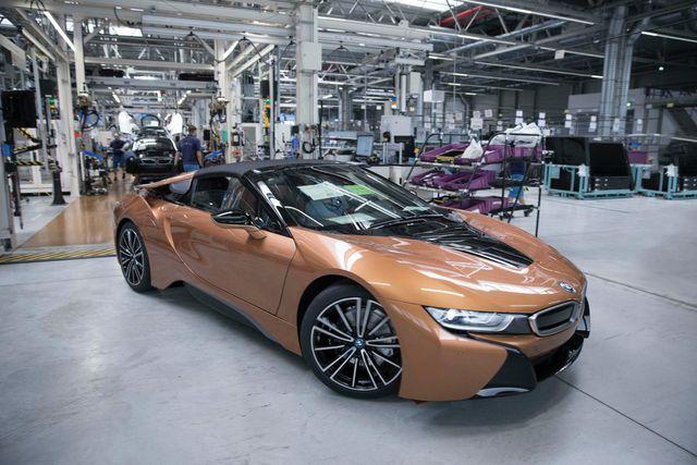 BMW chuẩn bị ngừng sản xuất mẫu i8 - 2