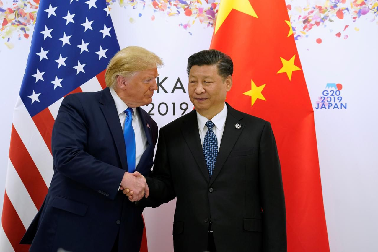 Trung Quốc cam kết mua thêm 200 tỷ USD hàng hóa Mỹ để chấm dứt thương chiến