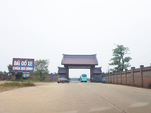 Xã bị nợ hàng tỷ đồng tiền thu hồi đất xây khu chùa Bái Đính - 2