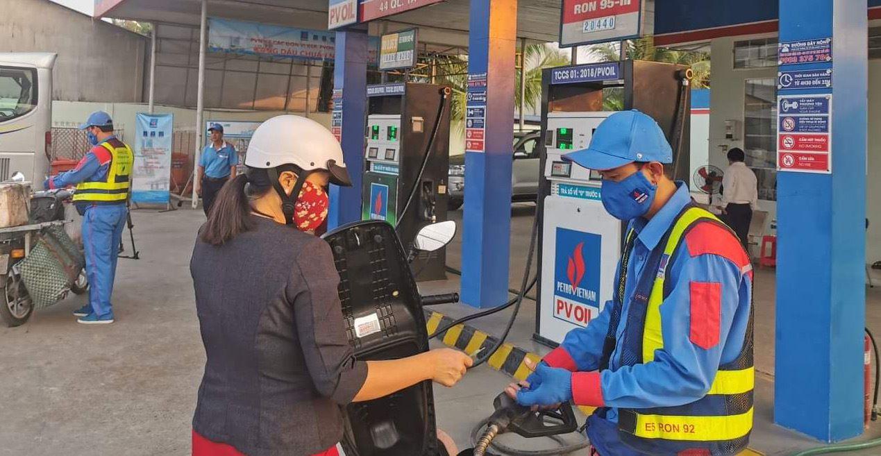 Giá xăng sẽ quay đầu giảm nhẹ sau hai lần tăng liên tiếp?