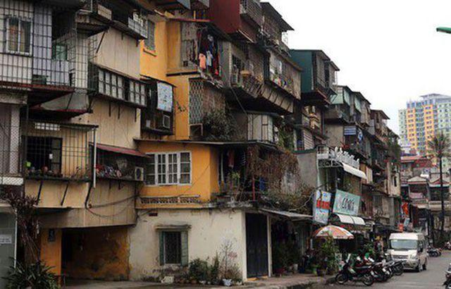 Những ông lớn bất động sản nào sẽ tham gia cải tạo tập thể cũ ở Hà Nội? - 1