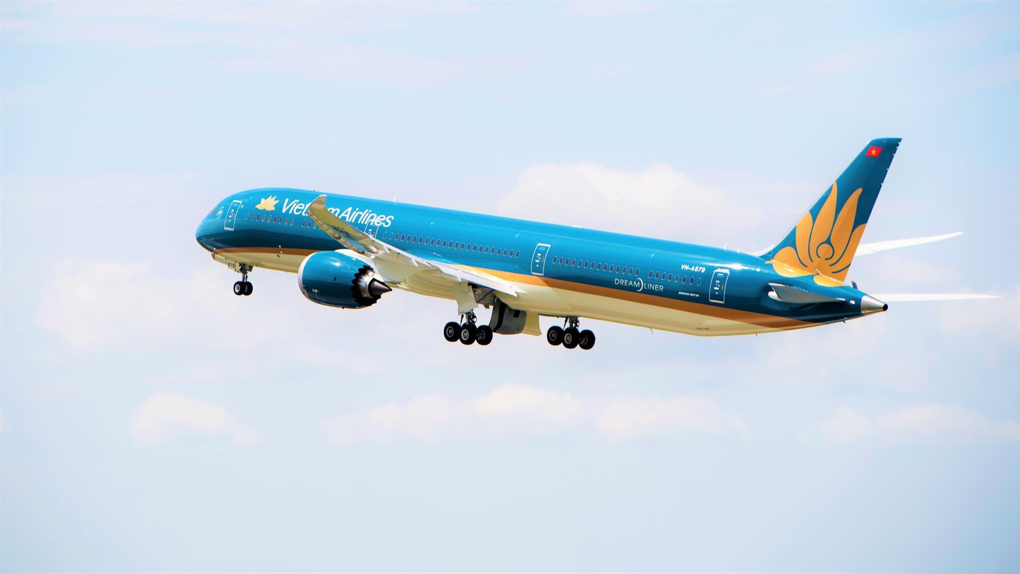 Vietnam Airlines điều chỉnh đường bay qua khu vực Trung Đông
