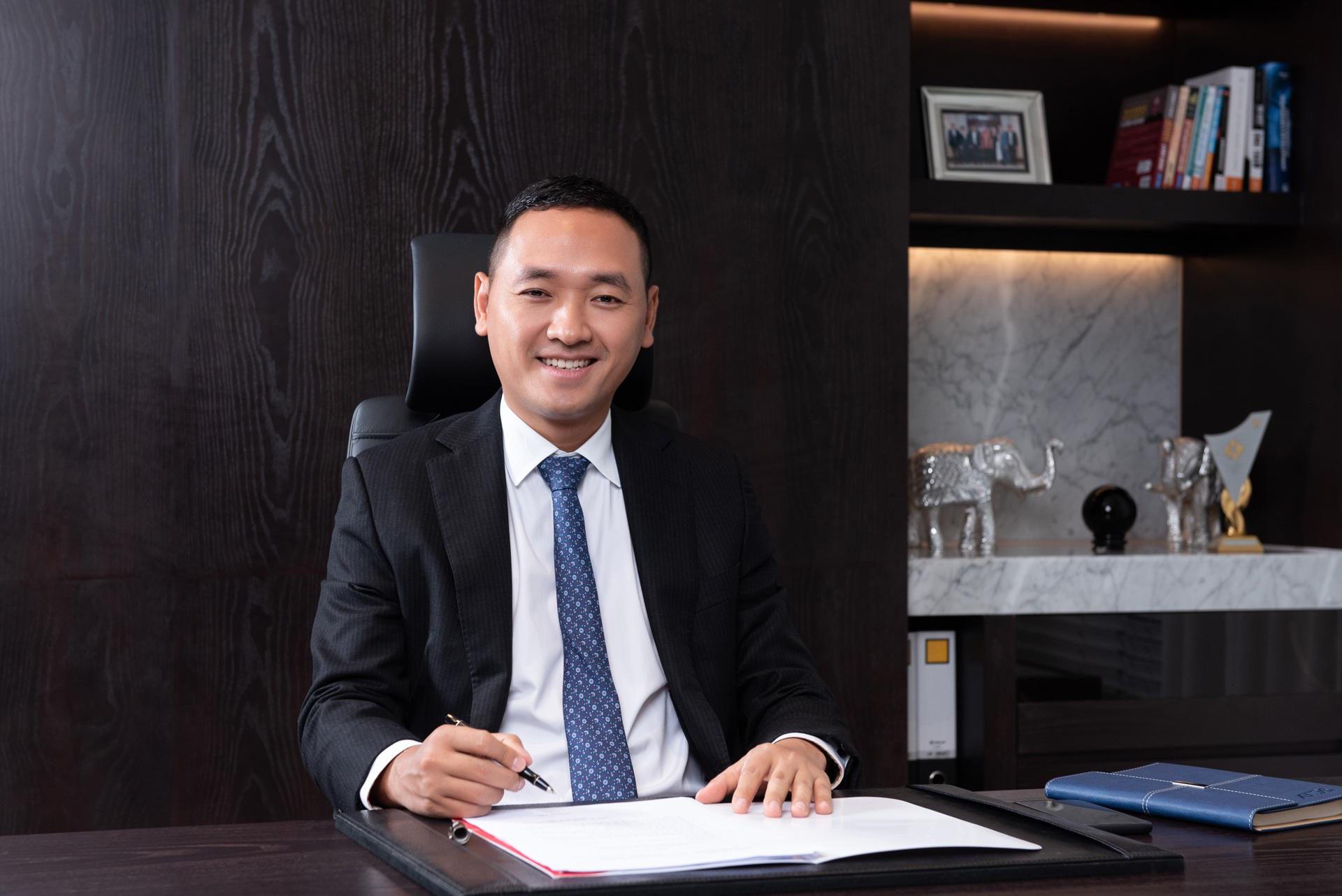 """""""Ông trùm M&A"""" 8x Nguyễn Văn Tuấn mới đầu năm đã có """"tin vui nghìn tỷ"""""""