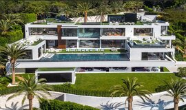 Căn biệt thự Bel Air tuyệt đẹp với khoản thế chấp khổng lồ 58 triệu USD