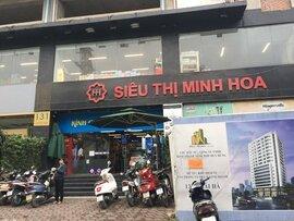 Siêu thị Minh Hoa bất ngờ giảm 90% vốn, website ngừng hoạt động