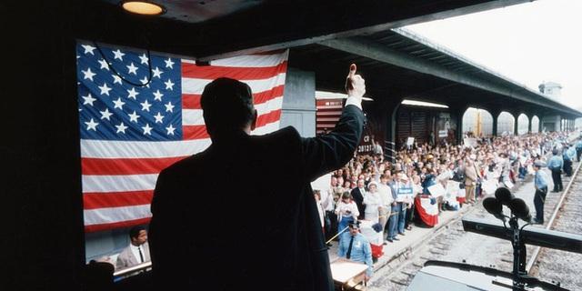 Đoàn tàu bọc thép từng góp phần giúp các tổng thống Mỹ tái đắc cử - 6